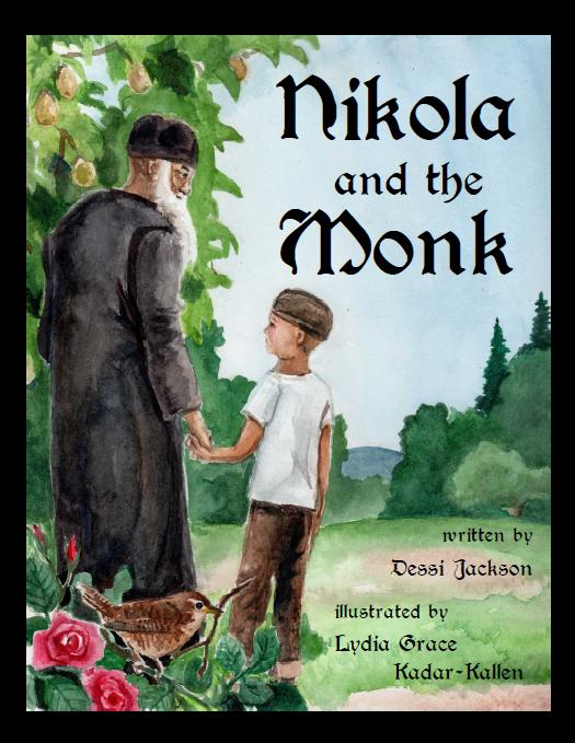 Nikola and the Monk Cover Snapshot