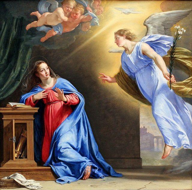 Annunciationmid